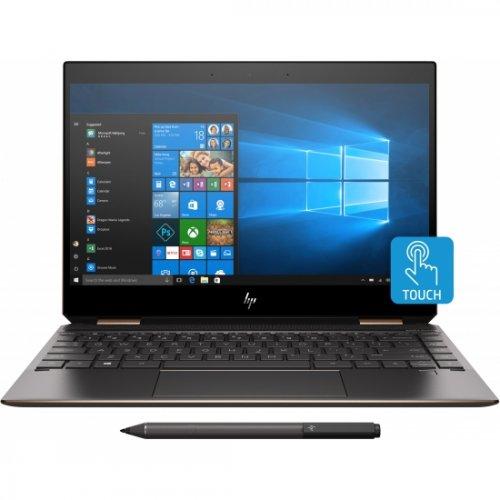 """HP - Spectre x360 2-in-1 13.3"""" 4K Ultra HD Touch-Screen Laptop - Intel Core i7 - 16GB Memory - 512GB SSD -13-AP0053DX - HP Finish In Poseidon Blue By HP"""
