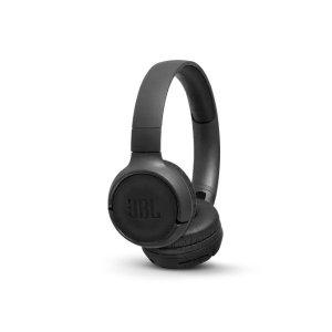 JBL TUNE 500BT Wireless On-Ear Headphones (Black,Blue,White,Pink) photo