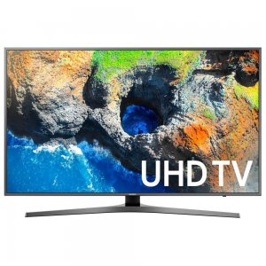 Samsung UA43MU7000k 43 inch LED TV 4K UHD, Smart photo