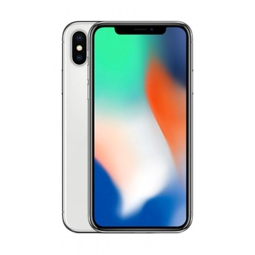 "Apple IPhone X, 5.8"", 256GB (Single SIM) Space Grey/Silver By Apple"