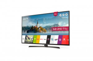 LG 49 inch 4K UHD Smart HDR LED TV - 49UJ634V(2017) photo