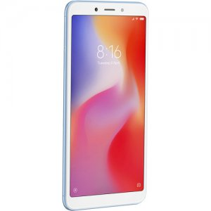 Xiaomi Redmi 6A(Blue, 2GB RAM, 16GB Storage)  photo