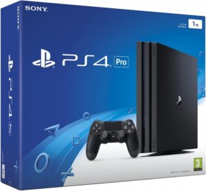 Sony PlayStation 4 Pro Gaming Console  (ps4 pro) + FIFA 19 Bundle photo