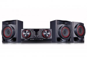 LG CJ45 XBOOM 720W Hi-Fi Entertainment System with Bluetooth® Connectivity photo
