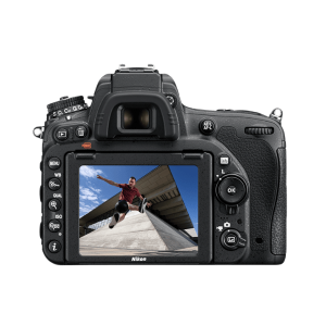 Nikon D750 24MP 3.2-inch LCD DSLR Camera Body photo