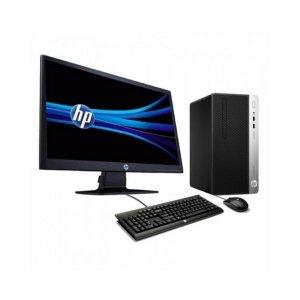 """HP ProDesk 400 G6 MT, Intel Core I5 9500 9TH GEN, 4GB DDR4 RAM, 1TB HDD ROM, 18.5"""" photo"""
