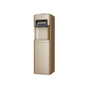 MIKA Water Dispenser, Standing, Hot, Normal & Cold, Compressor Cooling, Gold Finish MWD2602/GLD photo