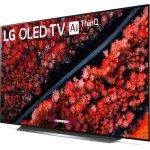 LG 65 inch HDR 4K UHD Smart OLED TV OLED65C9PVA/65C9PVA By LG