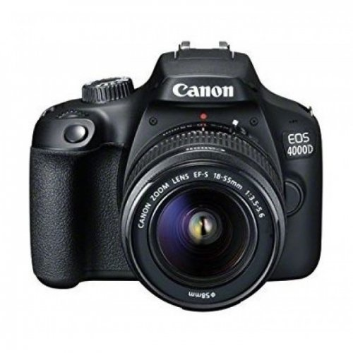 Canon EOS 4000D 18MP Wi-fi With 18-55 Lens DC By Canon