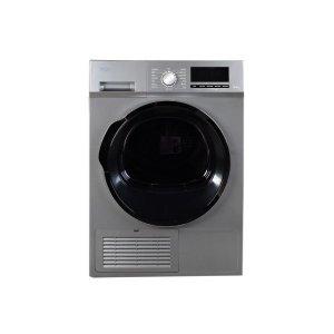 Von VALD-08CGS Condensing Dryer 8KG - Silver photo