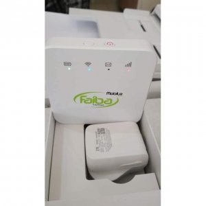 ZTE Faiba Pocket Wifi / (Faiba Mifi) White photo