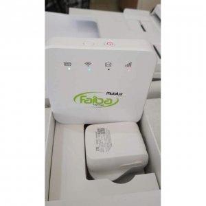 ZTE Faiba Pocket Wifi / (Faiba Mifi) White photo