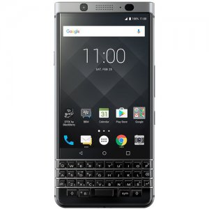 BlackBerry KEYone Dual-SIM 64GB Storage Capacity + 4GB of RAM 12MP Rear Camera with 1.55μm Pixels 8MP Front Camera with Wide-Angle Lens photo