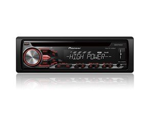 Pioneer DEH-X4850FD iPod USB AUX CD Player photo