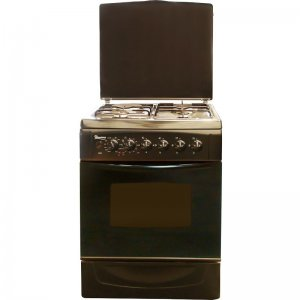 3G+1E 60X60 BLACK COOKER- RF/322 photo