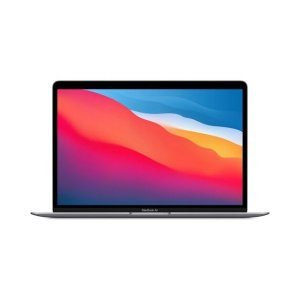 "Apple MacBook Air With M1 Chip 8GB RAM 256GB SSD 13.3""  Retina Display (Late 2020, Space Gray)-MGN63LL/A photo"