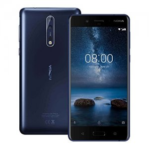 "Nokia 8 5.3"" 4GB RAM 64GB ROM 13MP+13MP Free Delivery photo"
