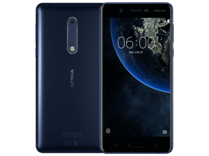 "Nokia 5 LTE 5.2""  13+8MP 2GB RAM 16GB Free Delivery photo"