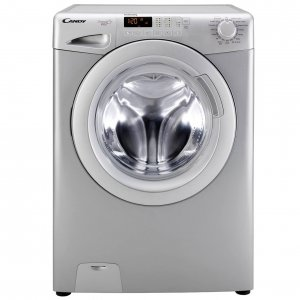 FRONT LOAD CANDY 8KG WASHER, SILVER- CW/101 photo