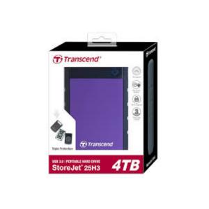 Transcend External  4TB Hard Disk photo