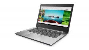 LENOVO IP 320-141KB i5 7200 2.5GHZ/4GB/1TB/LAN/DVDRW/2GB GRAPHICS/14'' FHD/DOS/BLACK photo