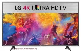 LG 43 Inch Ultra HD(4K) Smart LED TV -43UH617V- Free Delivery photo