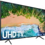 Samsung 49 inch HDR 4K UHD Multi-System Smart LED TV UA49NU7100K By Samsung