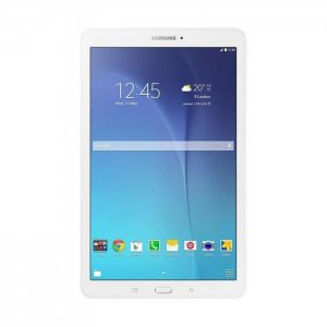 SAMSUNG Galaxy Tab E 9.6-inch 8GB 3G Tablet - White T561 photo