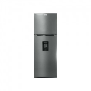 VON HRD-422S/VART-42DHS Double Door Fridge 311L - Silver photo