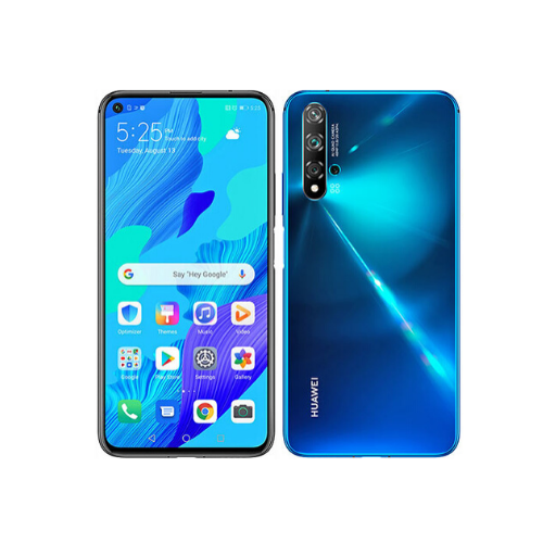 "Huawei Nova 5T - 6.26"" inch - 8GB RAM - 128GB ROM - 48MP+16MP+2MP+2MP Camera - 4G - 3750mAh Battery By Huawei"