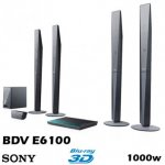 Sony 5.1-Ch Blu-Ray Wi-Fi 4-Way Home Theatre System - 1000W (BDV-E6100) By Sony