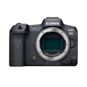 Canon EOS R5 Mirrorless Digital Camera (Body Only) photo
