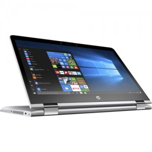 Hp Pavilion x360 14M-cd0005dx Core i3 8130 2.2ghz-3.4ghz/8GB/500GB/Wifi/BT/cam/14 FHD Touch /Win 10/Silver photo