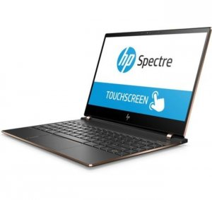 HP SPECTRE  13T-AF010CA i7 8550u 1.8GHZ-3.5GHZ/8GB/256GB SSD/WIFI/BT/BACKLIT KEYBOARD/13.3' FHD TOUCH/ WIN 10/ASH SILVER photo