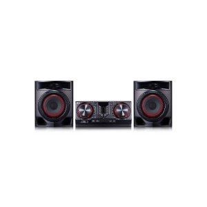 LG CJ44 Hi-Fi Audiosystem X Boom CJ44 With 480W RMS photo