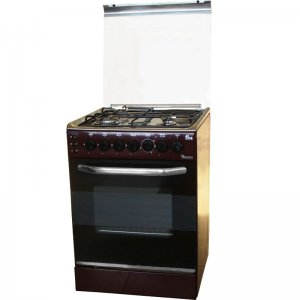 3G+1E 55X55 RED COOKER- EB/306 photo