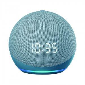 Amazon Echo Dot With Clock (4th Generation) photo