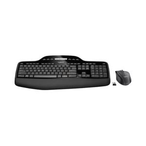 Logitech Wireless Keyboard & Mouse MK710-combo photo
