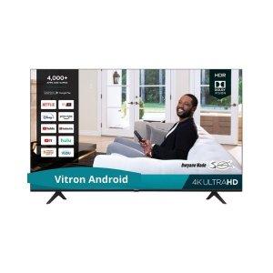 Vitron 55 Inch Smart 4K Android LED TV HTC5568S photo