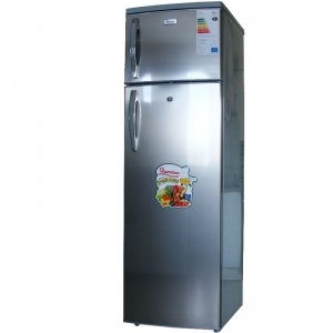 263 LITERS 2 DOOR DIRECT COOL FRIDGE, TITAN SILVER- RF/261 photo