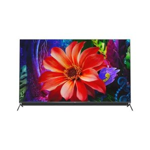 TCL 75Q815 75 Inch QLED UHD 4K ANDROID AI SMART TV With Onkyo Sound Bar (2020 MODEL  photo