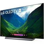 LG 55 inch HDR 4K UHD Smart OLED TV 55C8PVA By LG