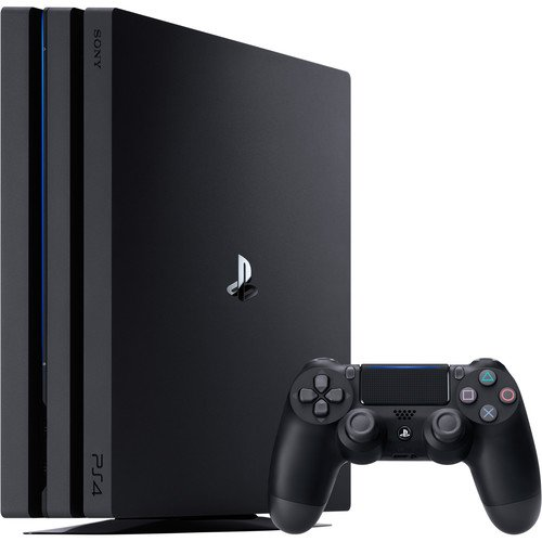 Sony PlayStation 4 Pro Gaming Console (Ps4 Pro)  1TB By Sony