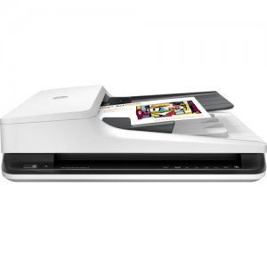 HP Scanjet Pro 2500 f1 Document Scanner photo