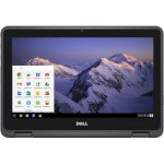 "Dell X360 - Inspiron 11-3168 Celeron N3060 1.6Ghz/4GB/32GB SSD/Wifi/BT/cam/11.6"" HD Touch/win 10/White By Dell"