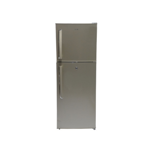MIKA Refrigerator, 138L, Direct Cool, Double Door, Gold Finish photo
