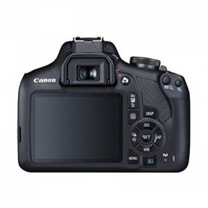 Canon EOS 2000D 24.1MP Wi-fi With 18-55 Lens IS II photo