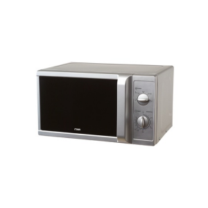 MIKA MMW2042M Microwave Oven, 20L, Silver photo