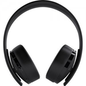 PS4 Platinum Wireless Headset (CECHYA-0090) – Black photo
