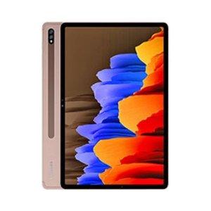 SAMSUNG Galaxy Tab S7+ 6 GB RAM 128 GB ROM 12.4 Inch With Wi-Fi+4G Tablet  photo